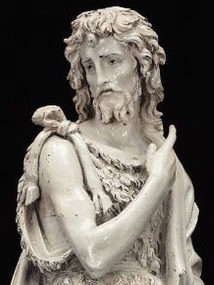 John the Baptist-c1510 by Giovanni Francesco Rustici