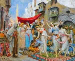 Oriental Procession 2